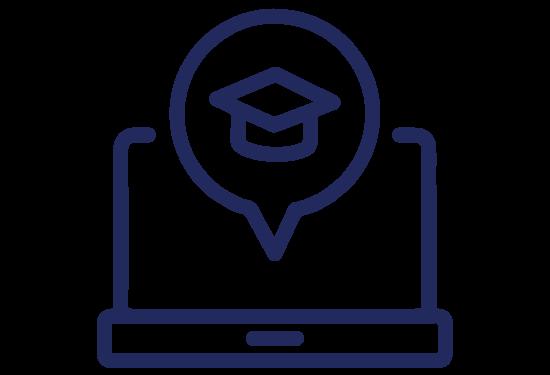 منصات التعليم الالكتروني