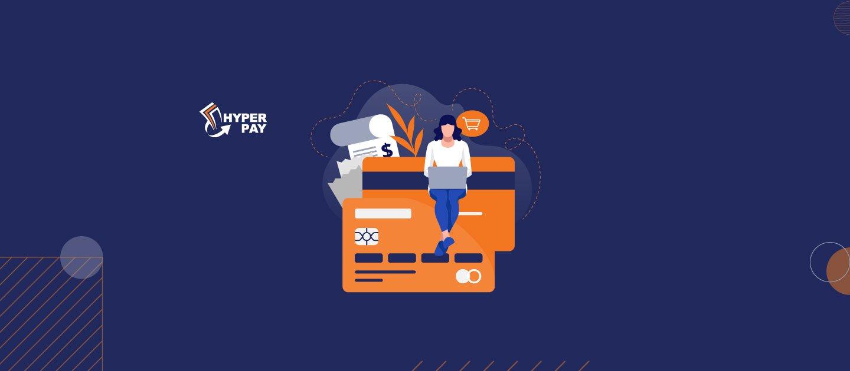 انواع بطاقات الدفع الالكتروني