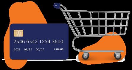 بطاقة مسبقة الدفع